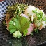 西村商店 - 山かけ海鮮丼