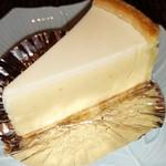 ヨハン -    白いチーズケーキ
