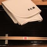 銀座 きた福 - 箸とエプロン