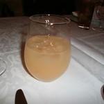 83109508 - 柚子と黒蜜のジュース