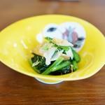 原宿はしづめ - 季節の野菜炒め