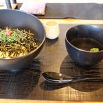 周防大島 OTera Cafe - 丼とおすまし