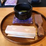 周防大島 OTera Cafe - 抹茶と和三盆