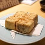 居酒屋割烹 ほたる - ☆揚げだし豆腐 650円