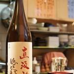 居酒屋割烹 ほたる - ☆徳次郎 直汲み特別純米無濾過生原酒