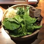 83112461 - おかわり野菜