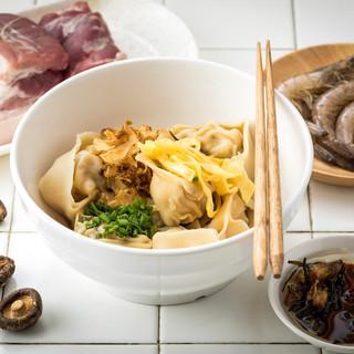 日本初出店!ミシュラン星付きの上海のワンタンと麺の店