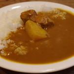 喫茶ルオー - 料理写真:セイロン風カレーライス