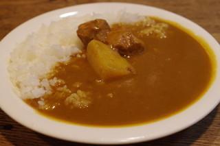 喫茶ルオー - セイロン風カレーライス