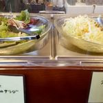 Cafe Leone - サラダバー