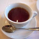 クラリタ ダ マリッティマ - 食後の紅茶です☆(2011/2)