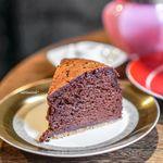 うてな喫茶店 - チョコレートケーキ
