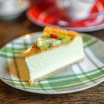 うてな喫茶店 - チーズケーキ
