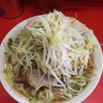 ラーメン二郎 - 小豚※ヤサイ