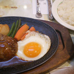 レストラン東洋 - てごねハンバーグステーキ