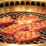 国産黒毛和牛 炭火焼肉 喜楽 -