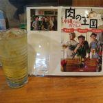 立呑み処 串豚 - 酎ハイ幻のホイス