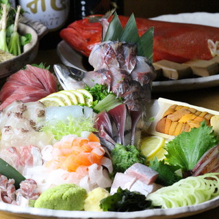 ◇産直鮮魚◇贅沢な海の幸を使った人気メニューをご紹介!