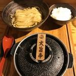 83128473 - めんたい煮こみつけ麺セット