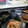 錦帯茶屋 - 料理写真:岩国寿司うどんセット