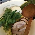 83130140 - 塩つけ麺(味玉付き)