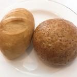 サドヤレストラン レアル・ドール - パン