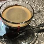 プラス カーサ ラウンジ - 食後にコーヒー頂きました  100円+税