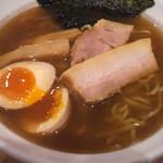 ラーメン サンガ - あっさり鰹麺