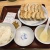 ぎょうざの満洲 - 料理写真:ダブル餃子定食