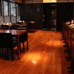 榮林 - 1階オープン席
