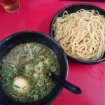 大吾郎商店 - 醤油つけ麺(2玉/冷)800円