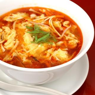 元祖酸辣湯麺
