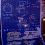 ミルク村 - 食べ方の説明