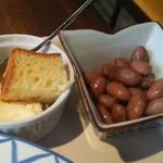 ラ ユウキ - 豆とデザート。