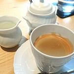 Braceria la AOSA - ランチコーヒー