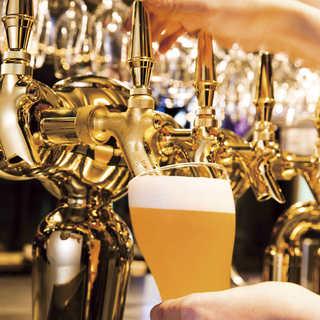 オリジナルクラフトビールをご用意♪