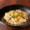 タケノコと桜エビのチーズリゾット