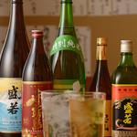 湯浅 - ドリンク写真:各種お飲物ご用意しております。