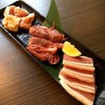 炭火dining ABURI - お手軽ランチ1380円