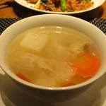 喜記 - 老火湯(広東式煮込みスープ)