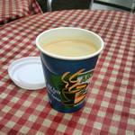 オープンカフェ Common - 有機栽培の豆を使用だとか