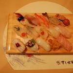 すし水軍 - にぎり寿司