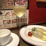 有楽町ワイン倶楽部 - 真鯛のブランダード