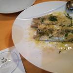 イタリア料理 B-gill - 前菜1 イワシ
