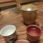 草喰 なかひがし - 日本酒