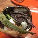 草喰 なかひがし - 鯉のつくり