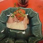 草喰 なかひがし - サバのなれ寿司