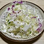 83140713 - 「飛び鉋」の皿は小石原焼 小鹿田焼の伝統柄❗️