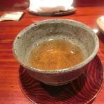 草喰 なかひがし - お茶