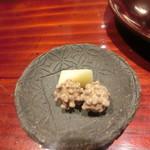 草喰 なかひがし - 小菓子